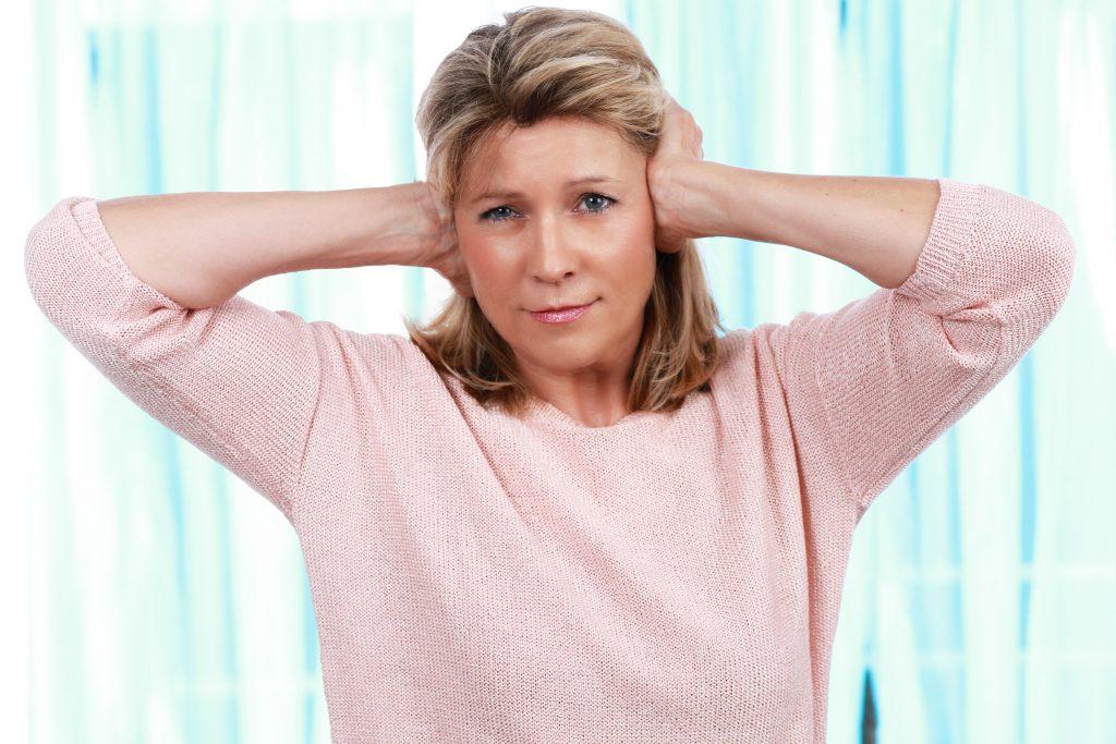 menopause stress