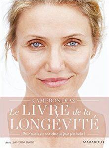 Cameron Diaz et Le livre de la longévité