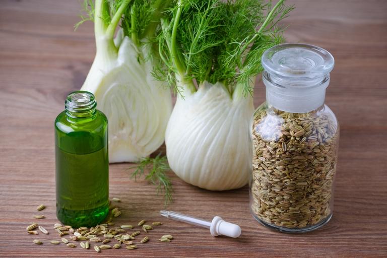fenouil pour lutter contre les symptomes de la ménopause