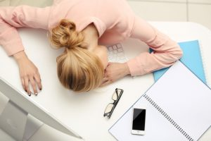 """Témoignage de ménopause : """"à ce niveau de fatigue, le sommeil n'est pas réparateur"""""""