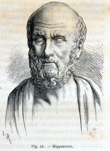 Le serment d'Hippocrate et la ménopause